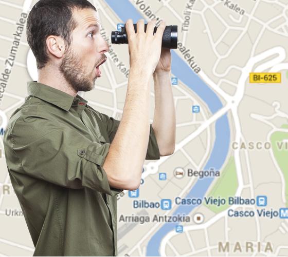 mapa ecolaundry