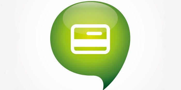 Pago con tarjeta en Ecolaundry