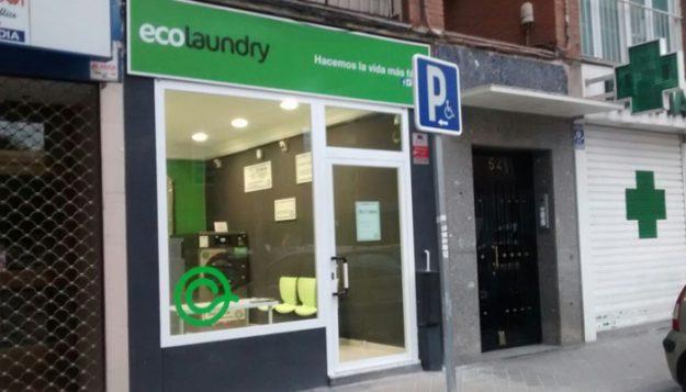 Ecolaundry Madrid (Bº Begoña)