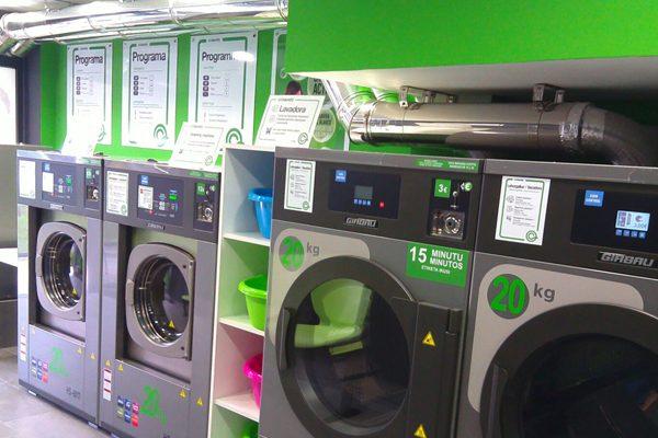 Ecolaundry Hondarribia