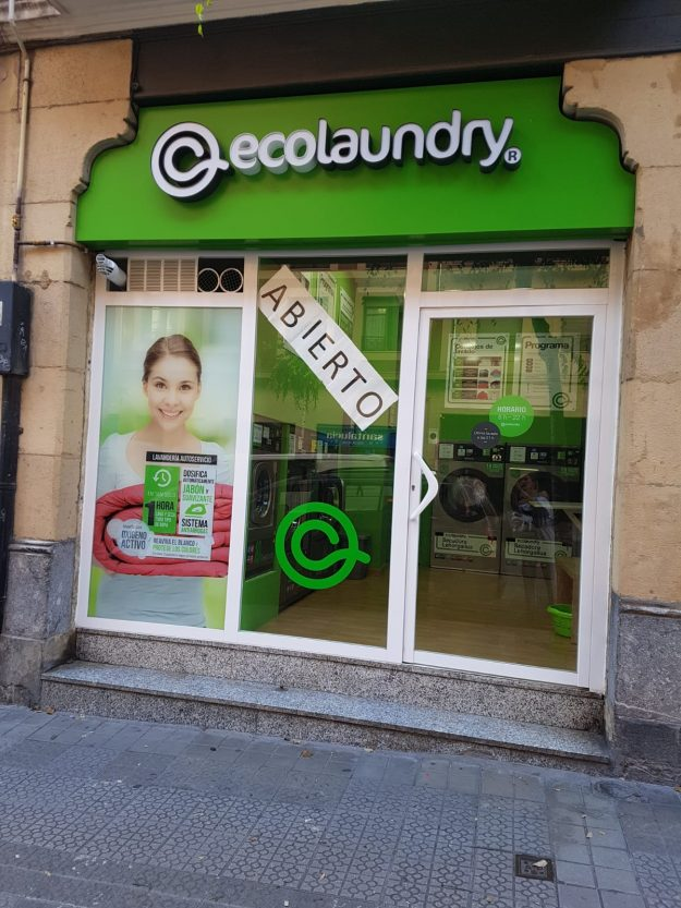 San mames Ecolaundry