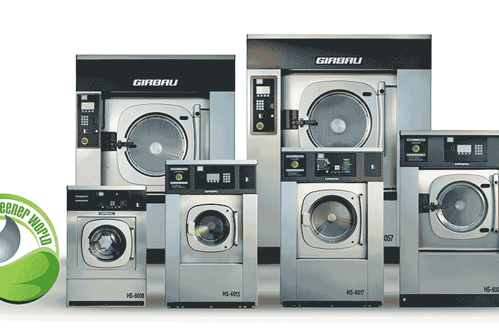 lavadora tecnología