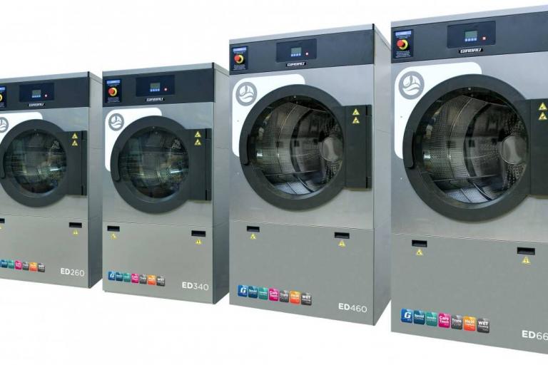 secadoras modernas
