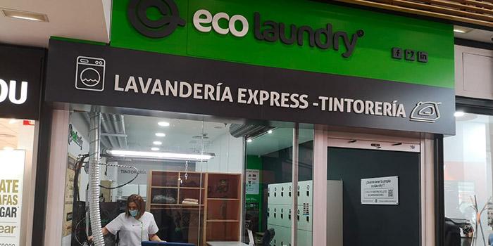 lavandería y tintorería ecológica
