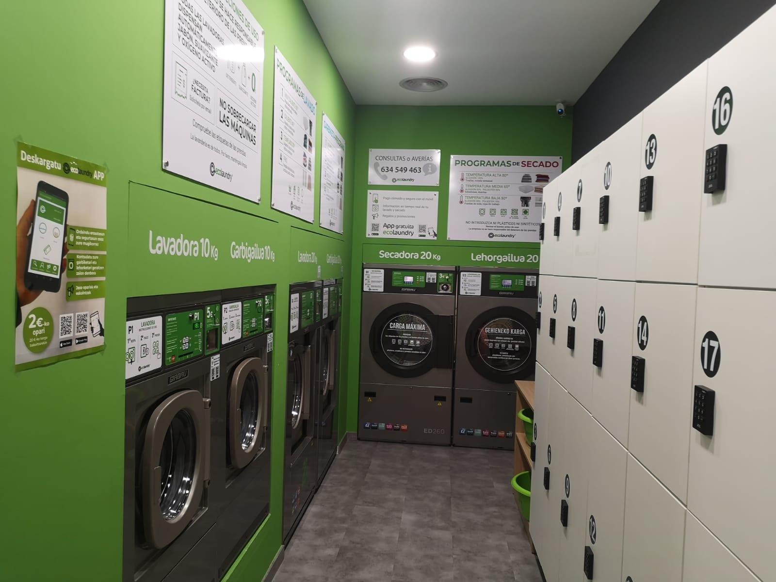 lavanderia ecologica Bilbondo